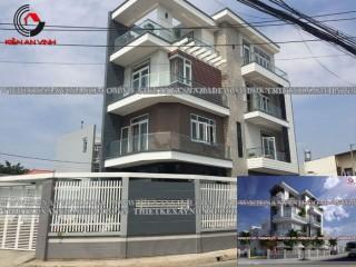 Thiết kế - thi công nhà phố đẹp tại Phú Nhuận