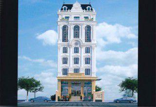 Mẫu khách sạn 3 Sao mini đẹp đẳng cấp