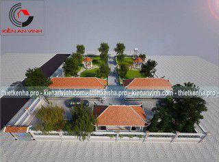 Thi công xây dựng nhà thờ tại Tiền Giang